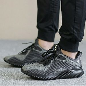 Mens Adidas Alphabounce Hpc Ams (Size 12)